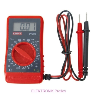 Multimeter UT20B